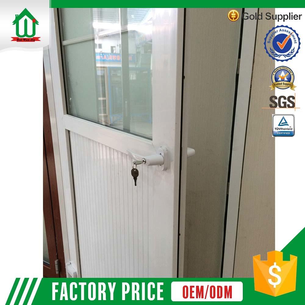 China Front Entrance Upvc Glass Panel Doors Homes China Upvc Door