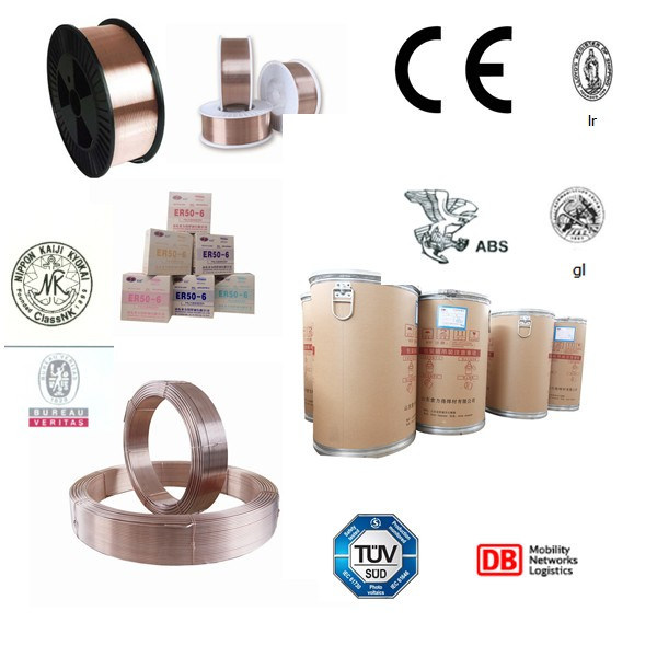 China ISO 9001 CCS Approval Sg2 Welding Wire - China Sg2 Welding ...