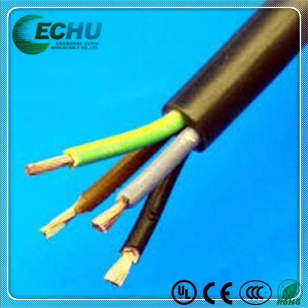 China PVC Insulation PVC Jacket Soft Cable Vctf 600V 80c - China ...