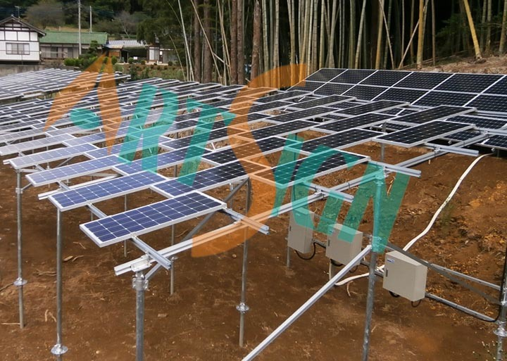 Solar Farm- Chequer Type pictures & photos