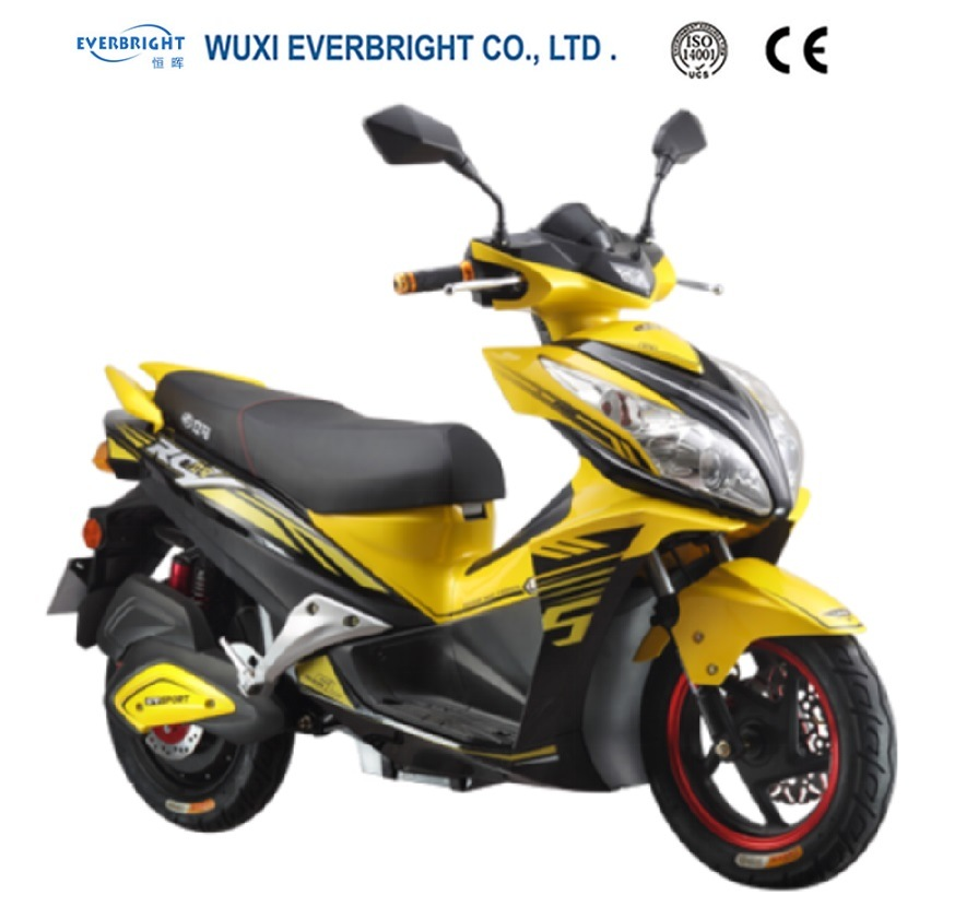 Cheap Strong Loading Capacity Electric Motorcycle Scooter Made in China pictures & photos