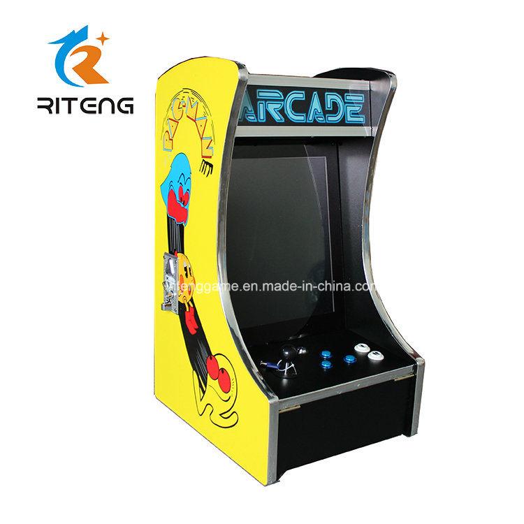 Pac Man Machine >> China Pac Man Mini Arcade Machine With 60 Games China Bartop