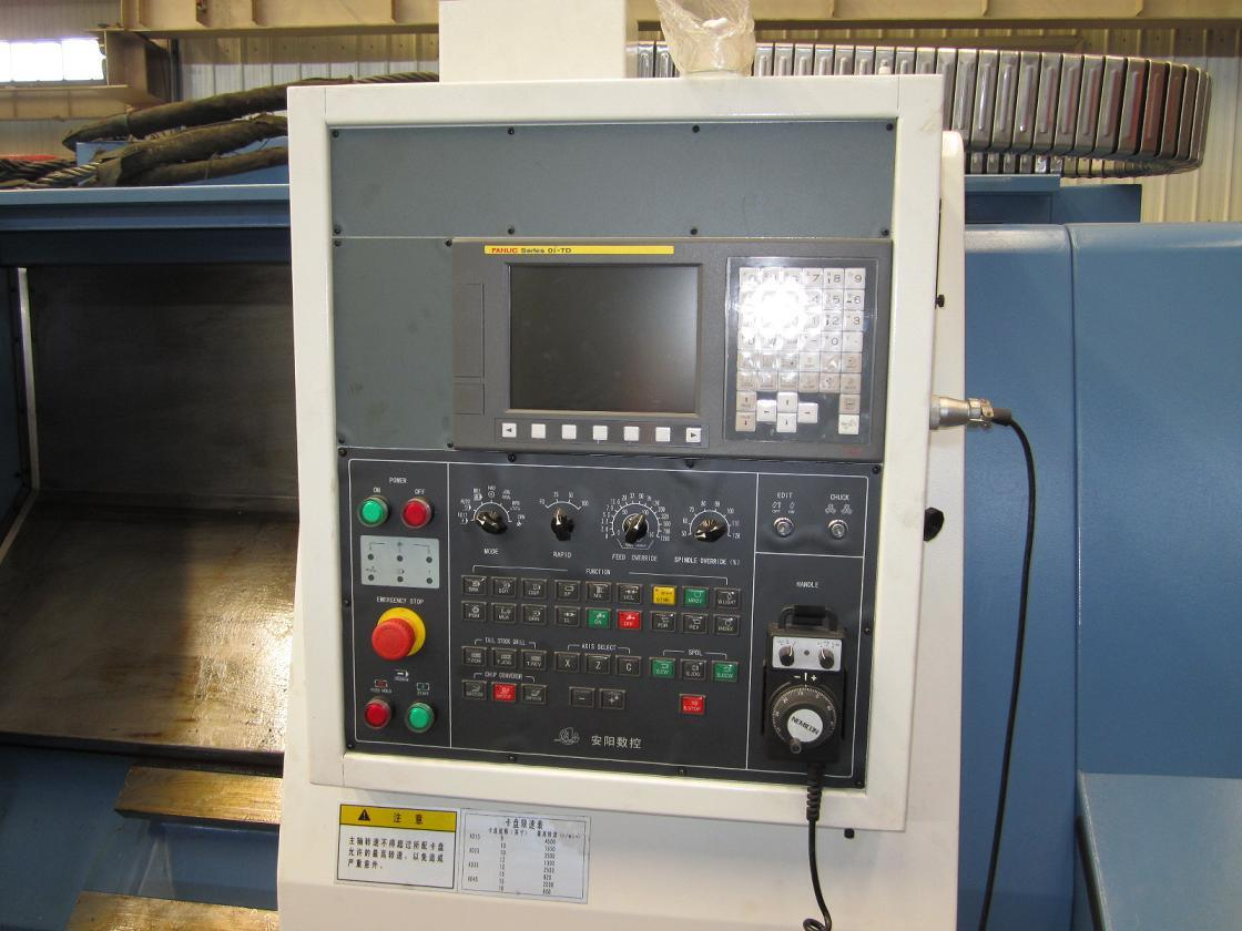 CNC Lathe pictures & photos