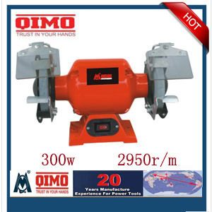 Magnificent Hot Item China Electric Bench Grinder Price 300W 2950 Qimo 81701 Gmtry Best Dining Table And Chair Ideas Images Gmtryco
