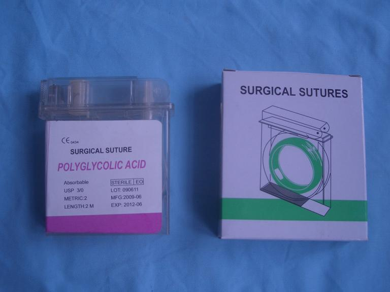 Suture Roll