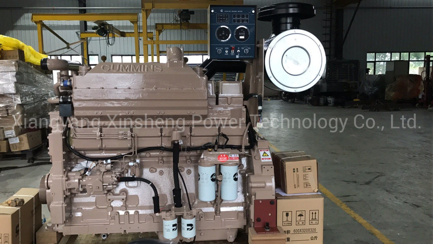 China Nta855 M Chongqing Cummins Marine Propulsion Power Boat Engine Photos Pictures Made In China Com