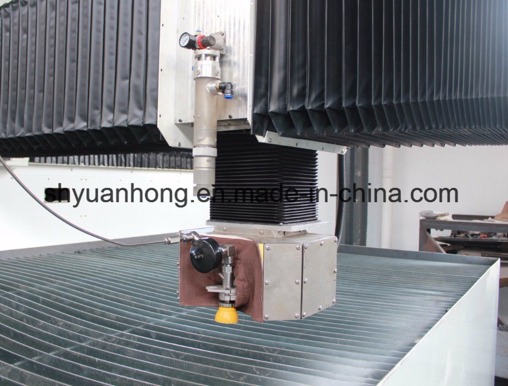 Water Jet Cutting Machine with Direct Drive Pump pictures & photos