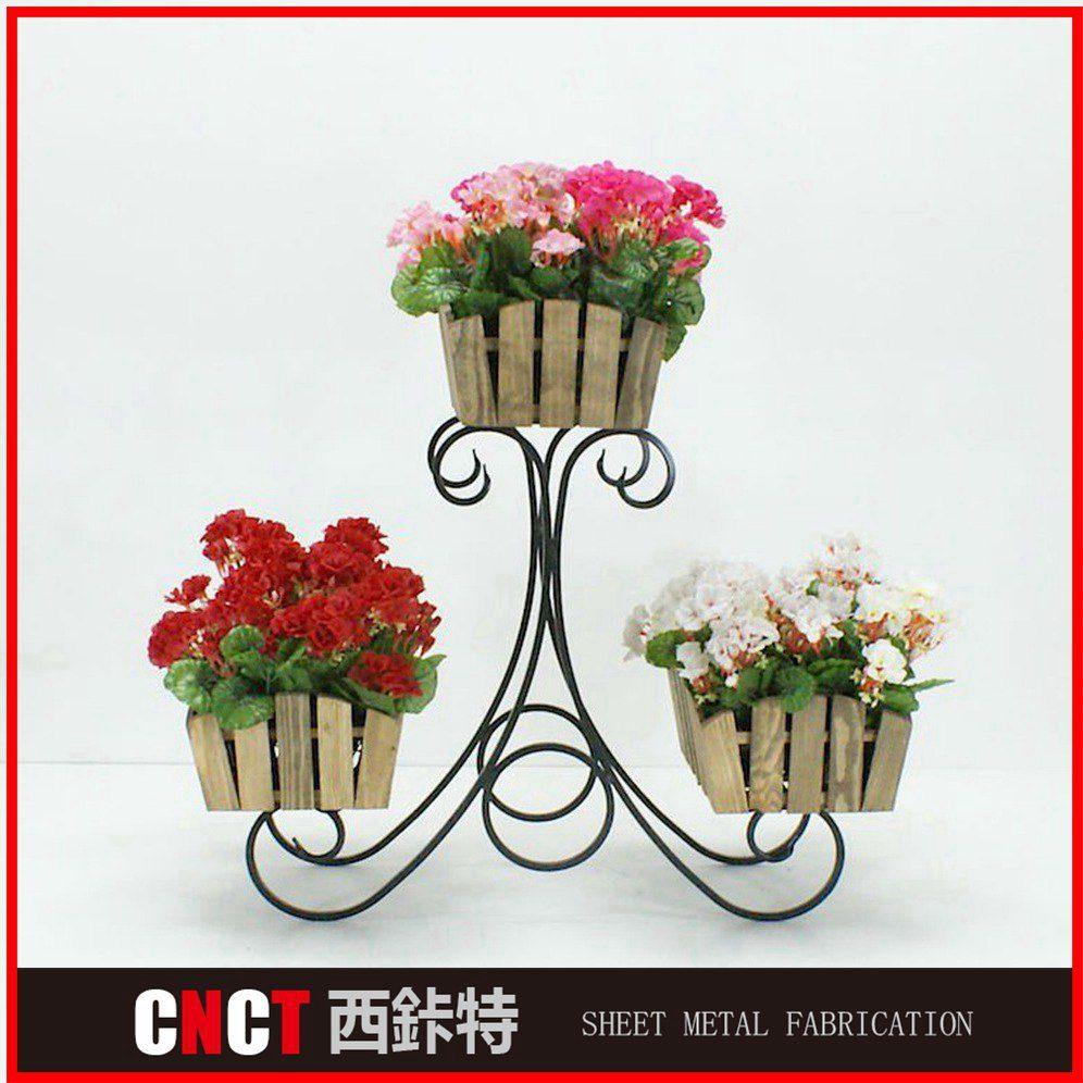 China Precision Custom Metal Metal Flower Stand - China Rug Rack, Trade Show Stand
