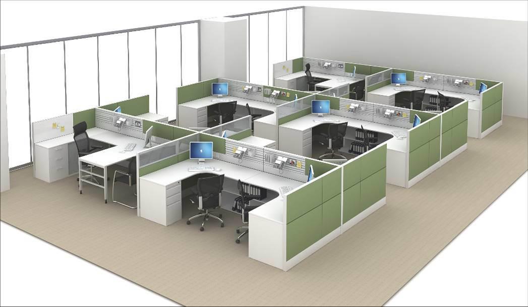 office workstation design. Modern Wooden Chinese Manufacturer H Shape Office Workstation Design Layout System (SZ-WSA101) G