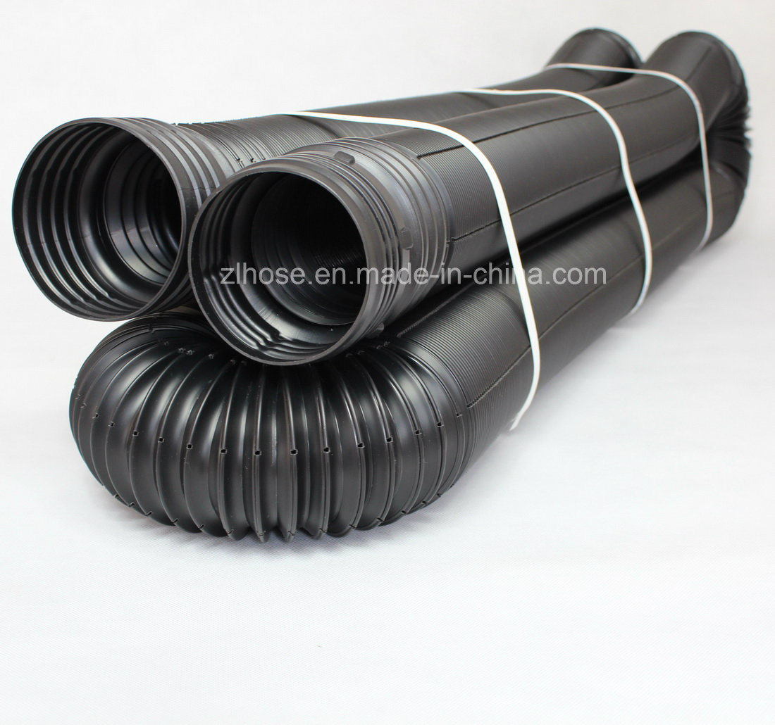 Flexible Perforated Drain Pipe (100mm X 16m)