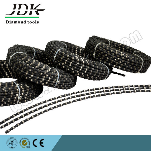 Rubber Wire Diamond Tool for Marble Quarry pictures & photos