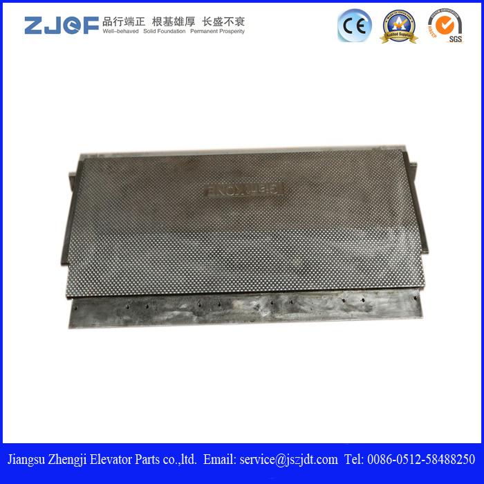 [Hot Item] Escalator Parts Supply Floor Plate Kone Express Schindler  (ZJSCYT CL001)