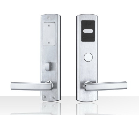 High Quality Hotel RF Card Lock with LED and Buzzer