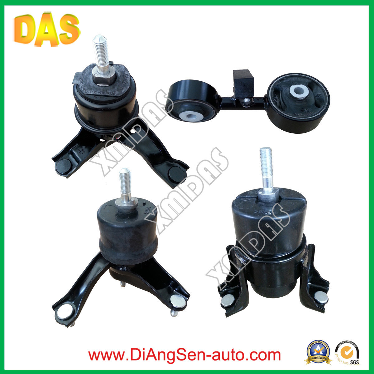 Auto Rubber Spare Parts Transmission Engine Mount for Toyota Camry