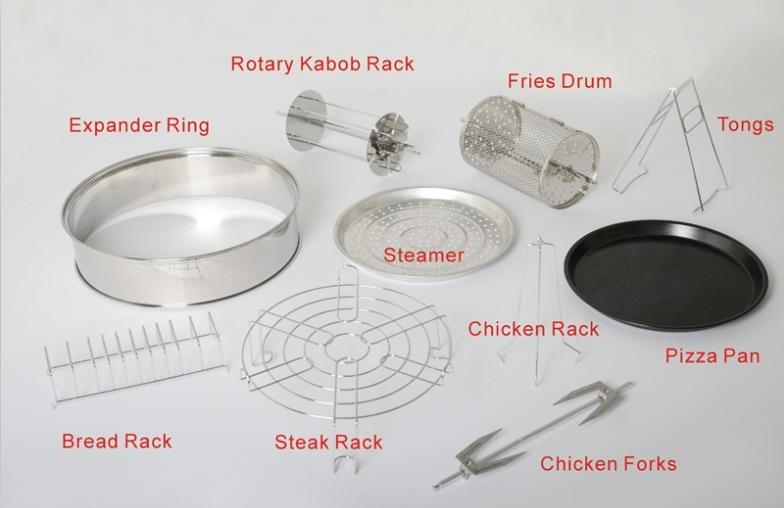 air fryer oven accessories