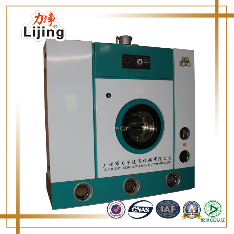 Green Eco-Friendly Washing Equipment Dry Cleaning Machine