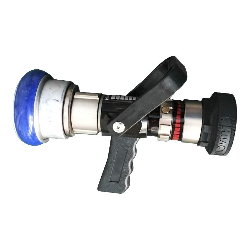Flow Adjustable Fire Nozzle with Pistol Grip pictures & photos