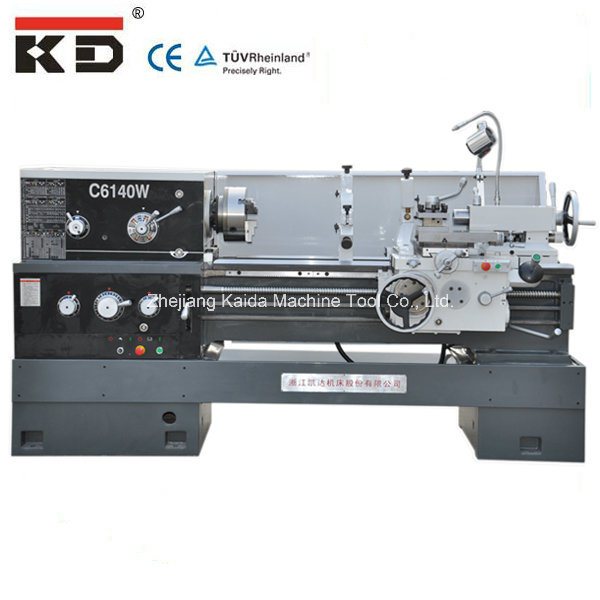 Good Priec Harden Rail Metal Precision Lathe Machine C6140W
