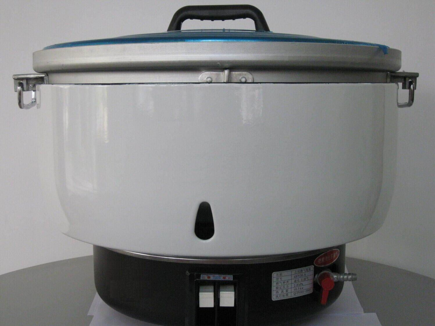 25L Commercial Gas Rice Cooker LPG Cooker