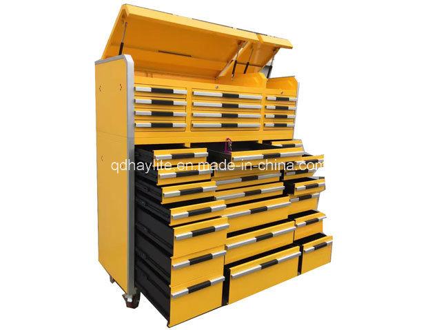 Filling Storage Cabinets Steel Garage