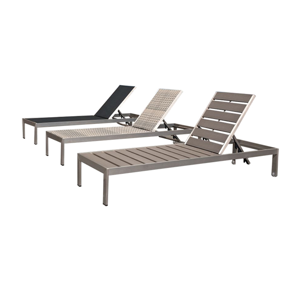 Hotel Pool Chair Leisure Chaise Lounger