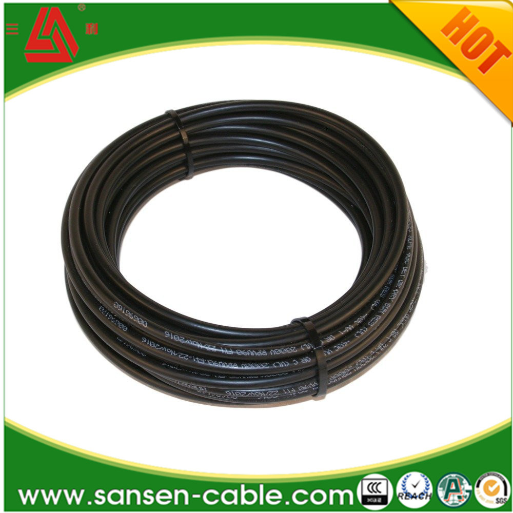 China 30FT Type Use-2 Cable, 12 AWG Copper Conductor with Mc4 ...