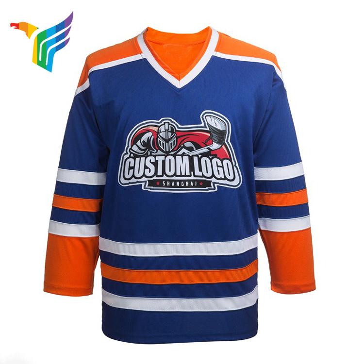 China Jfc Sportswear Free Design Full Sublimation Team Ice Hockey ... 8496bfd4b