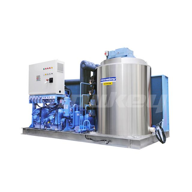 China Best Ice Making Machine 15 Ton/Day Flake Ice Machine for  Fresh-Keeping - China Flake Ice Machine, Flake Ice