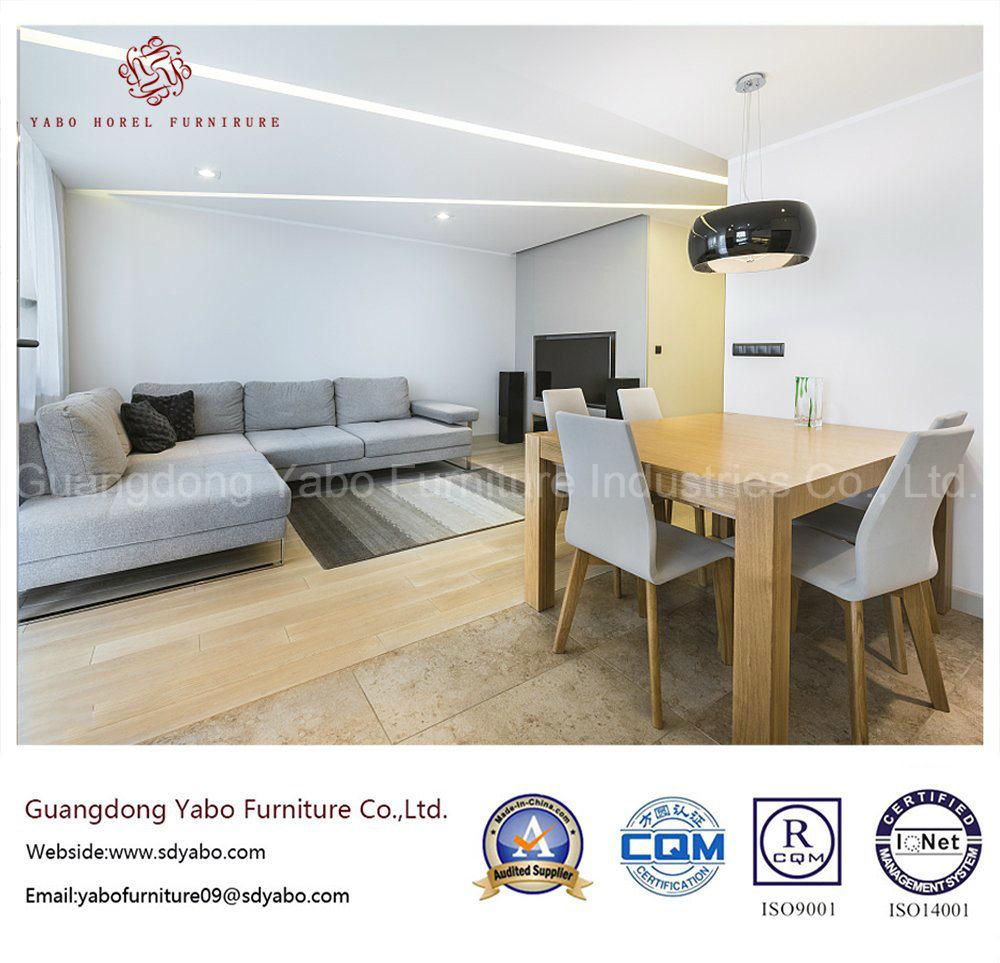 Modern hotel furniture with lobby grey corner sofa yb c 7