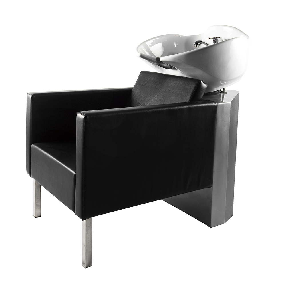China Long Seat Washing Chair Shampoo Unit With 2 Feet And Base   China  Salon Shampoo Unit, Salon Furniture