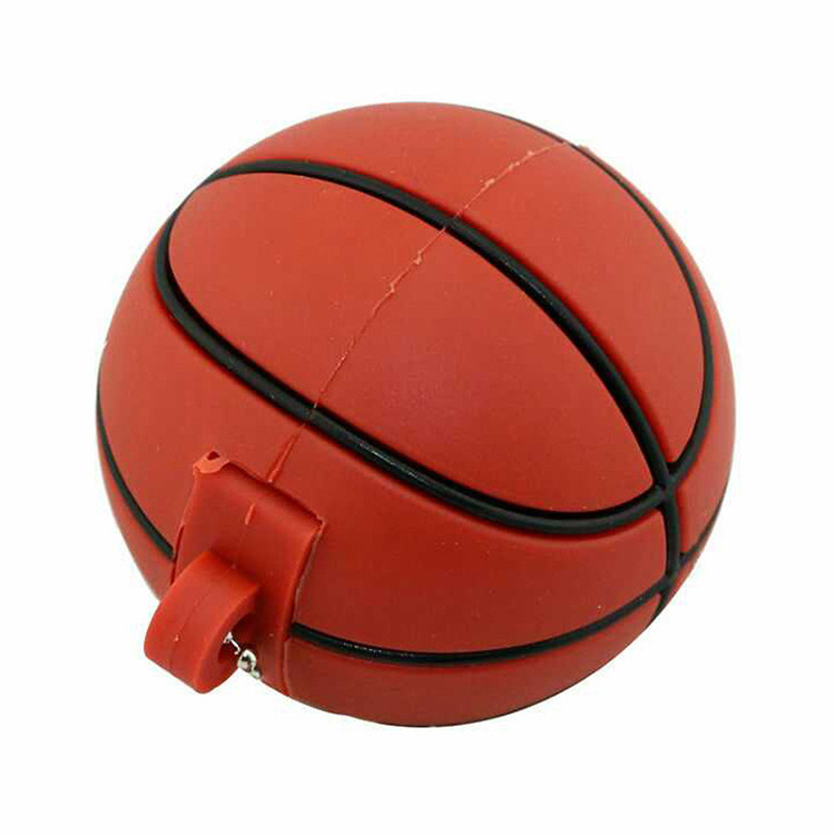 Sports Gifts Funny Basketball USB Drives Flash Memory Sticks 4 GB 8 GB Pen Drive