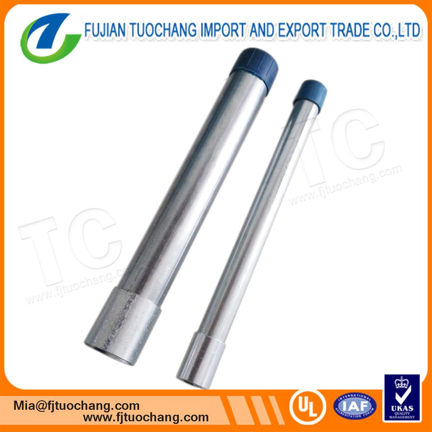 China Electrical Wiring Conduits Imc Metal Tube Photos Pictures Conduit