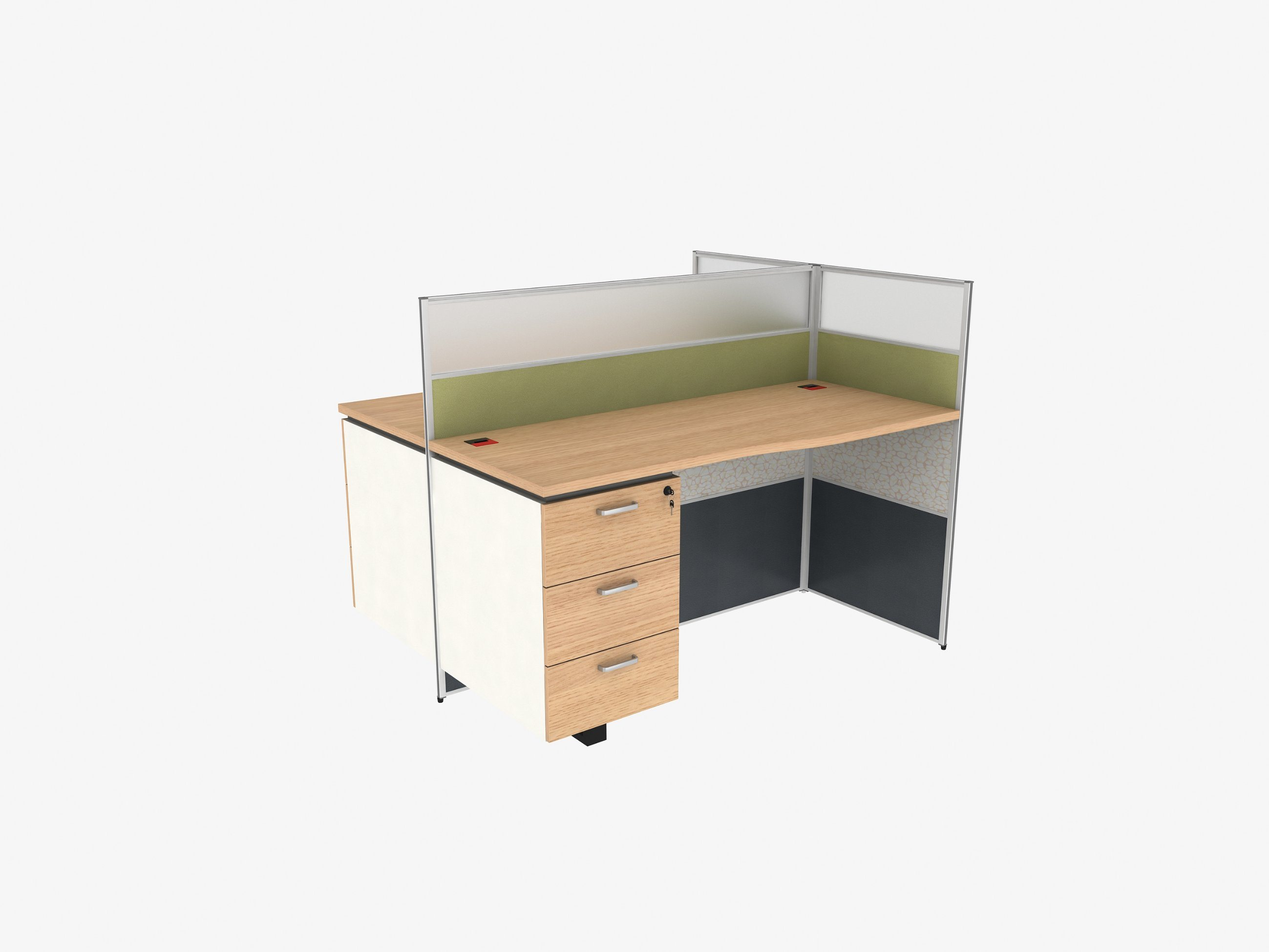 Surprising Hot Item Great Cheap Modern Cubicles Office Workstation 2 Person Desk Computer Desk Home Interior And Landscaping Elinuenasavecom