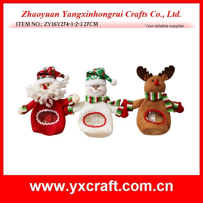 Christmas Decoration (ZY14Y308-1-2-3) Indoor&Outdoor Christmas Filler