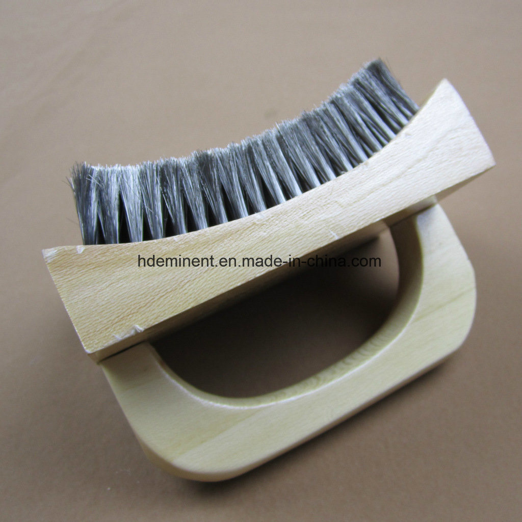Professional Stainless Steel Wire Mesh Cleaning Brush Made in China