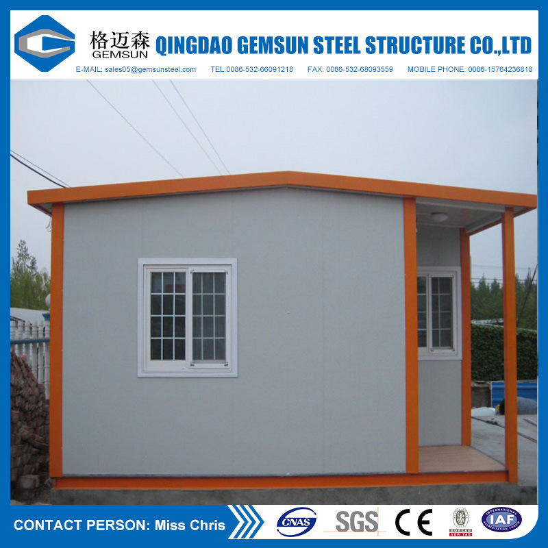Gemsun Project Galvanized Modular Prefabricated Building