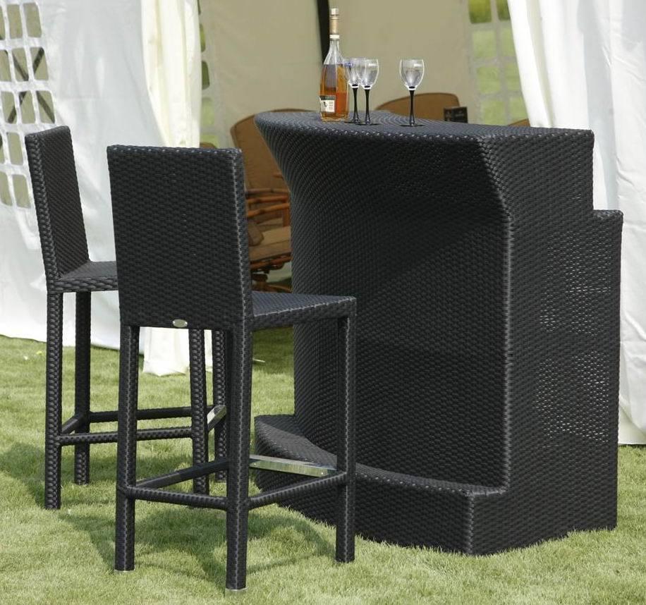 Bar Furniture Sets Home: China Rattan Bar Furniture (994) , Garden Bar Sets