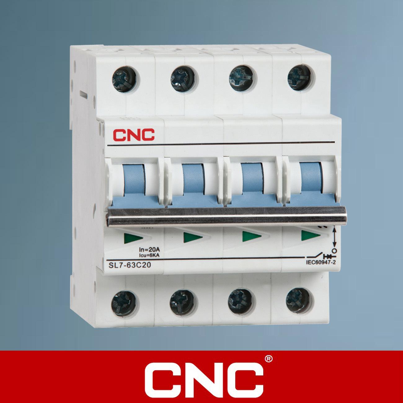 China Ycl7d Dc Mcb Miniature Circuit Breaker Mini 220v 2 Pole 63a Buy