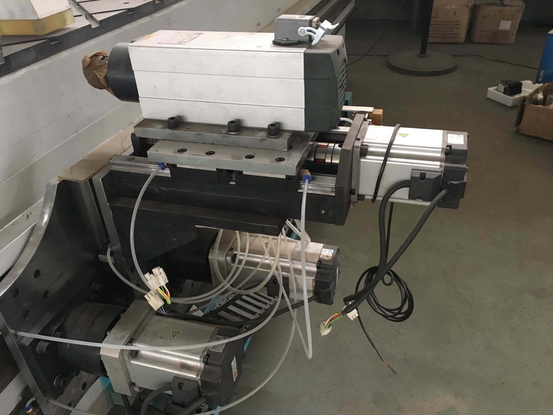 China Sc2400 Mulit Function Side Hole Drilling Machine Xyz 3axis Wiring X Y Z
