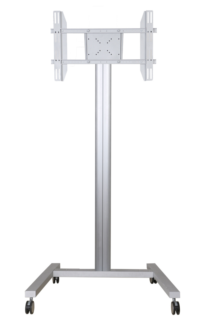 "Public TV Floor Stand Wheel Base 30-60"" Landscape & Portrait (AVA 109A) pictures & photos"