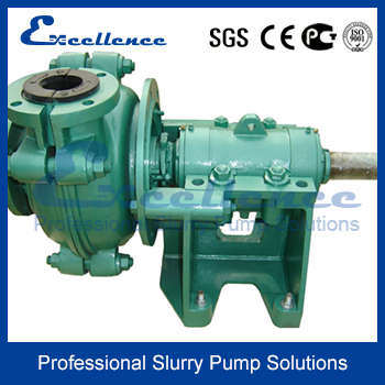 Rubber Lined Centrifugal Suction Slurry Pump (EHR-3D)