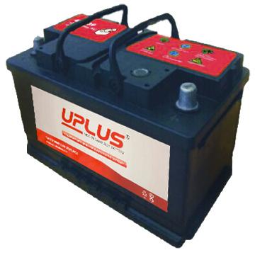 49 730 12v 88ah Sealed Lead Acid Maintenance Free Car Battery Used For Starting