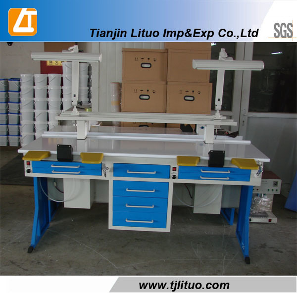 China Dental Lab Bench Workstation Dental Lab Work Table