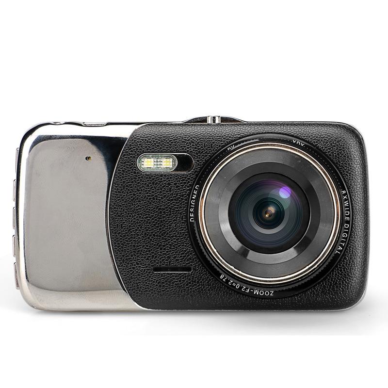 China 4 Dual Lens Car Dvr Video Recorder Dash Cam Camcorder