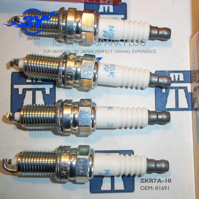 China Ngk Spark Plug for Zkr7a-10 2756 - China Plug, Spark Plug