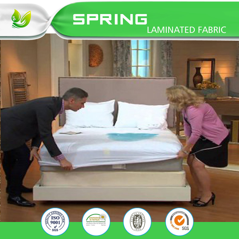 Waterproof Quilted Mattress Protector Extra Deep sheet cover Pillow Protector