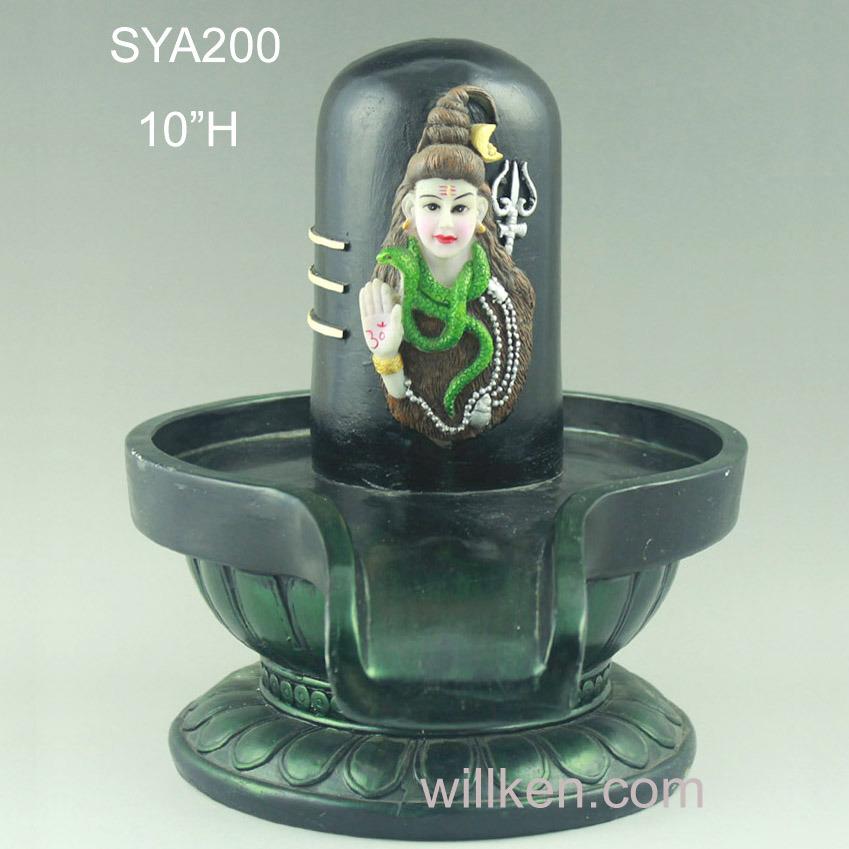 [Hot Item] Hindu God Shiva Lingam Statue for Puja