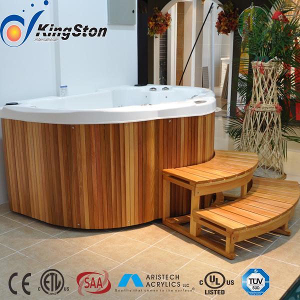 China Lover Family Indoor Hot Tub/SPA Bath - China SPA Bathtub ...