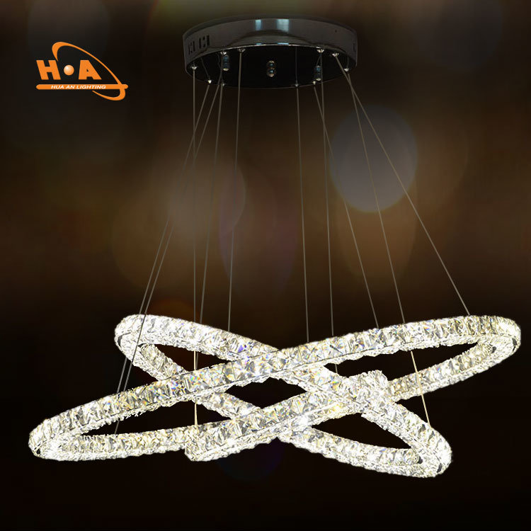 China hot new wholesale crystal chandelier with 3 diamind rings hot new wholesale crystal chandelier with 3 diamind rings aloadofball Gallery