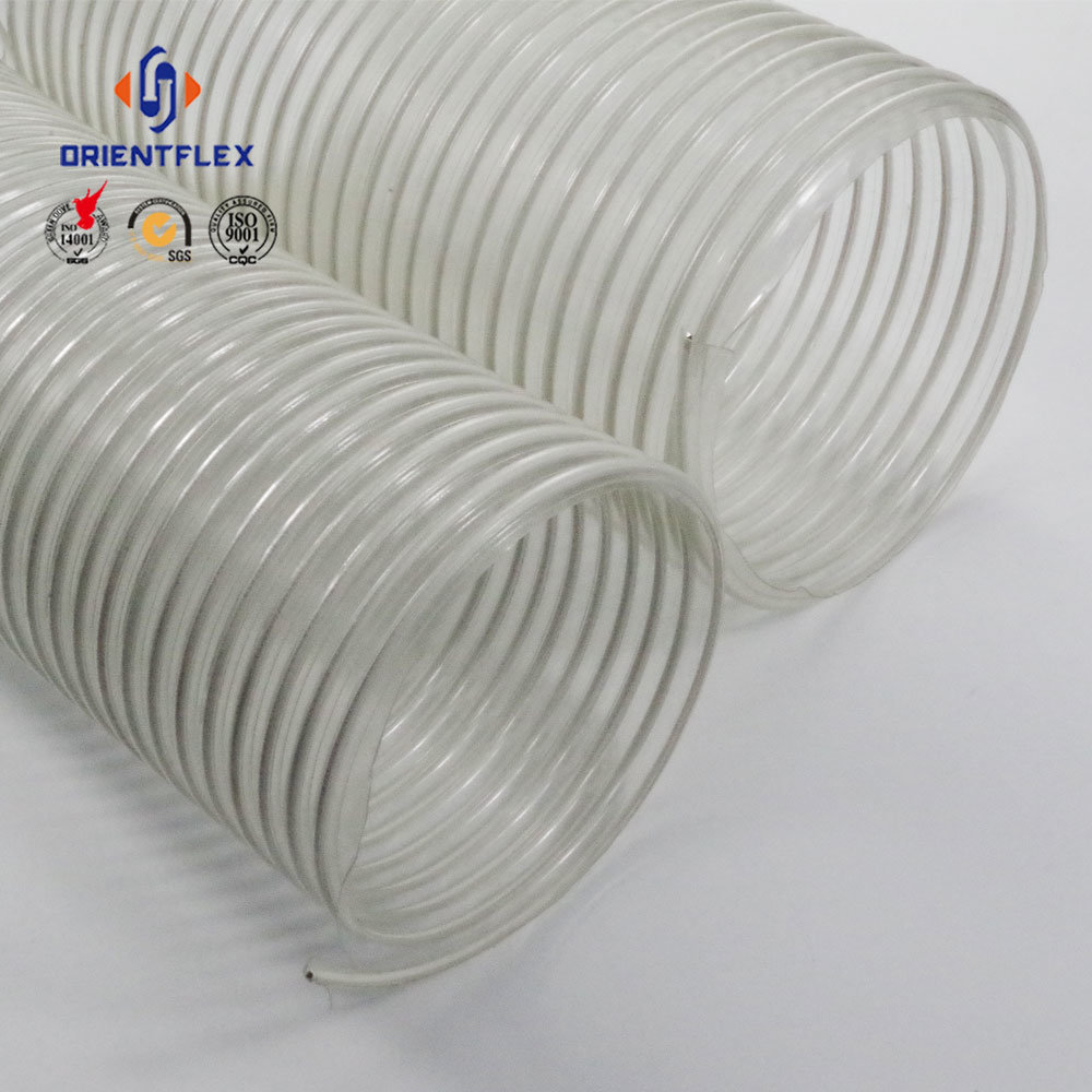 China PVC Steel Wire Duct Hose - China PVC Steel Wire Duct Hose, PVC ...